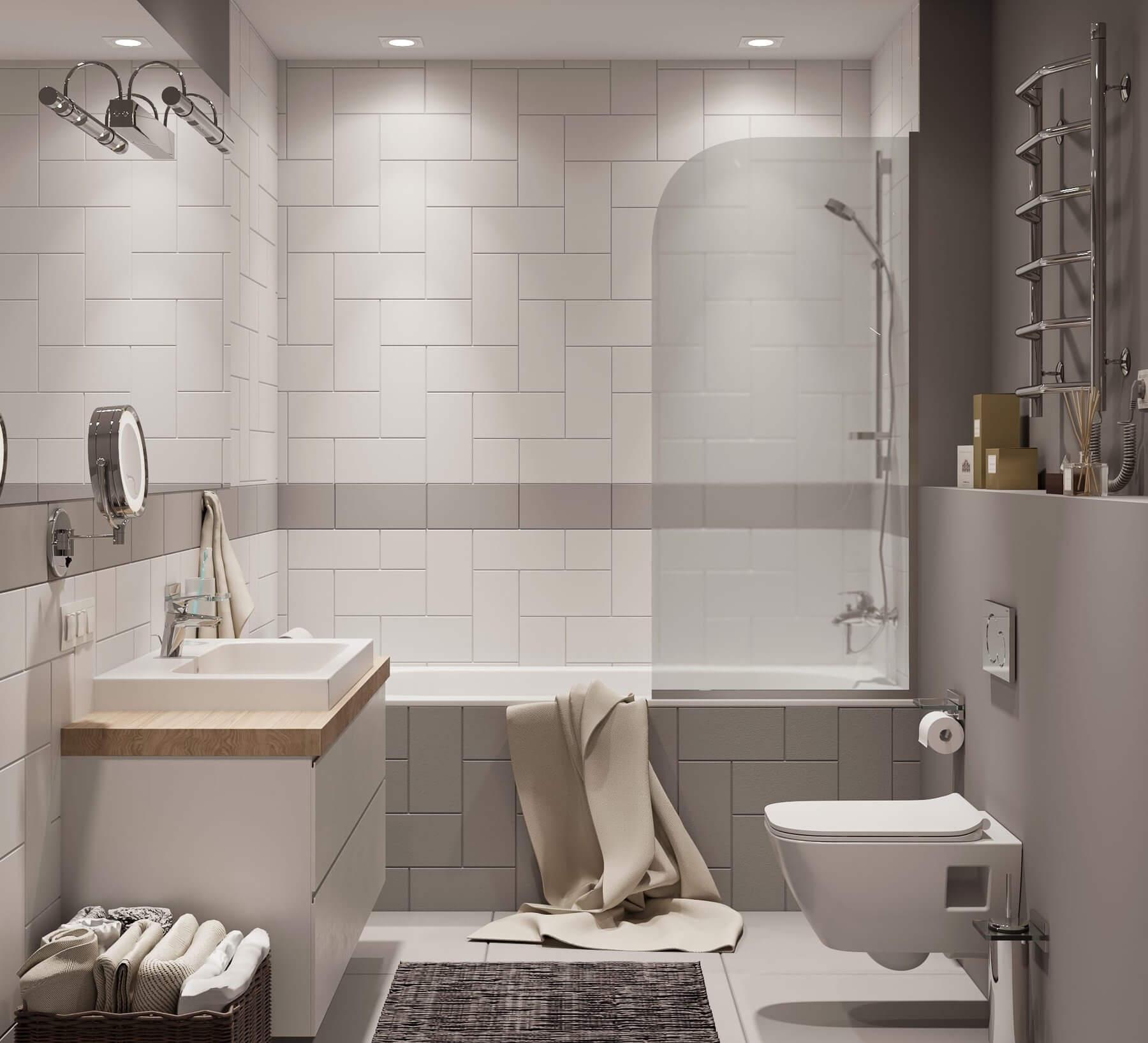 ванна і санвузол